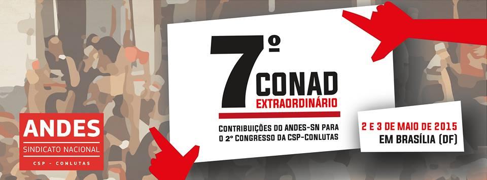Adusb convoca assembleia para discussão da Pauta Interna e do CONAD