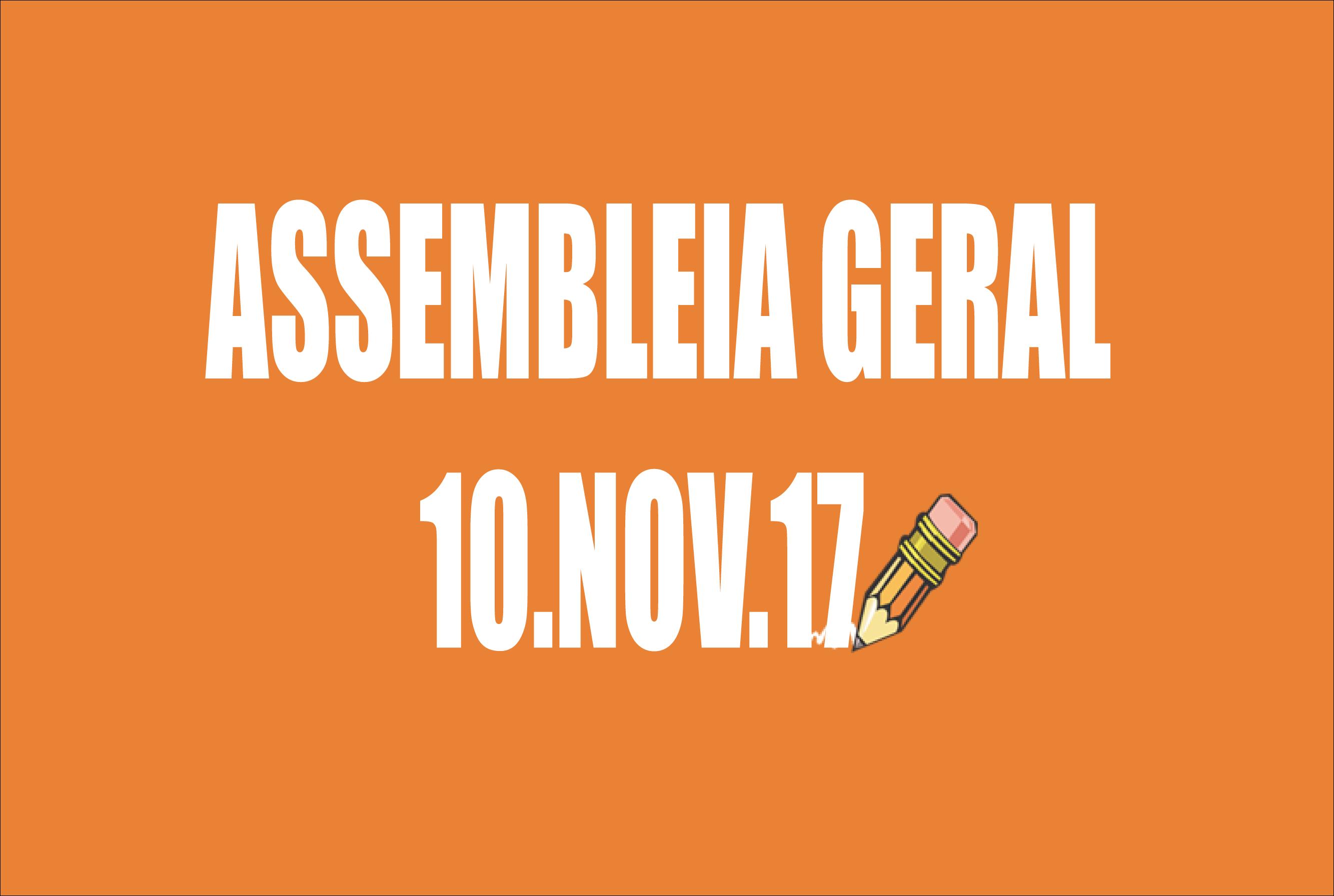 RETIFICAÇÃO DO EDITAL DE CONVOCAÇÃO DE ASSEMBLEIA EXTRAORDINÁRIA - 10 DE NOVEMBRO DE 2017