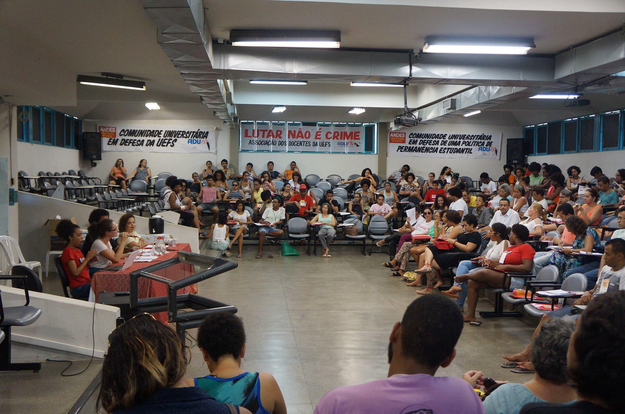 Comitê baiano realiza etapa preparatória para o II ENE e reúne mais de 200 pessoas