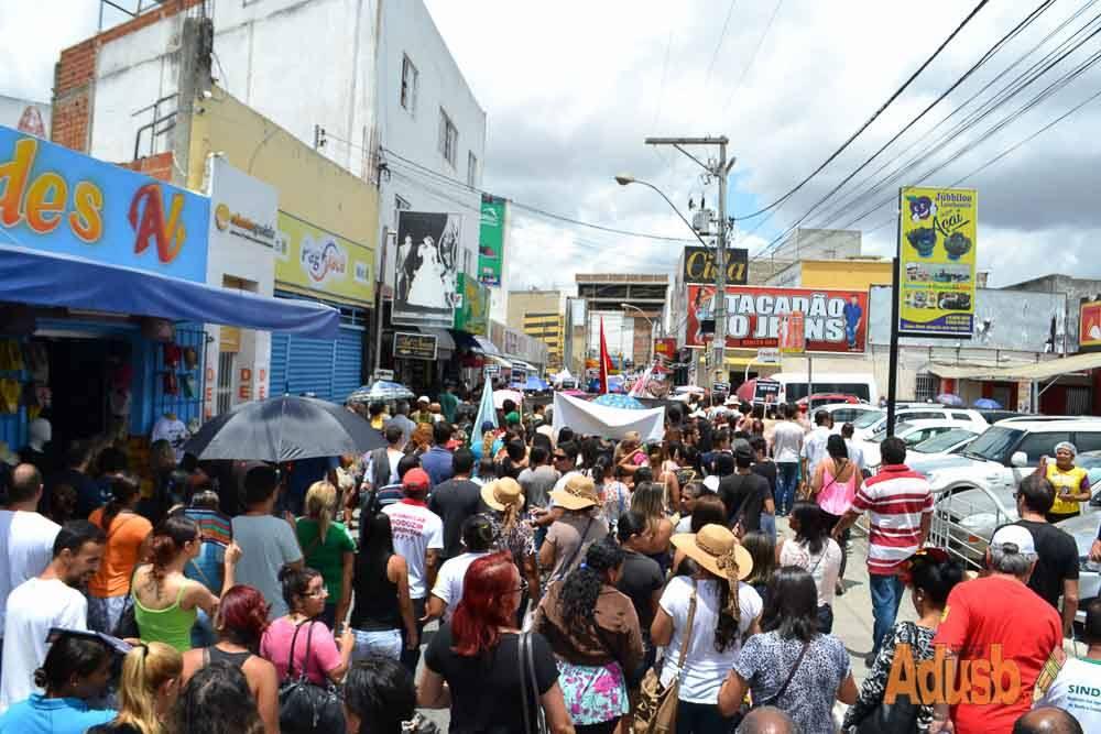 Ocupa Conquista: Ato público contra a PEC 55 acontece na sexta-feira (25)