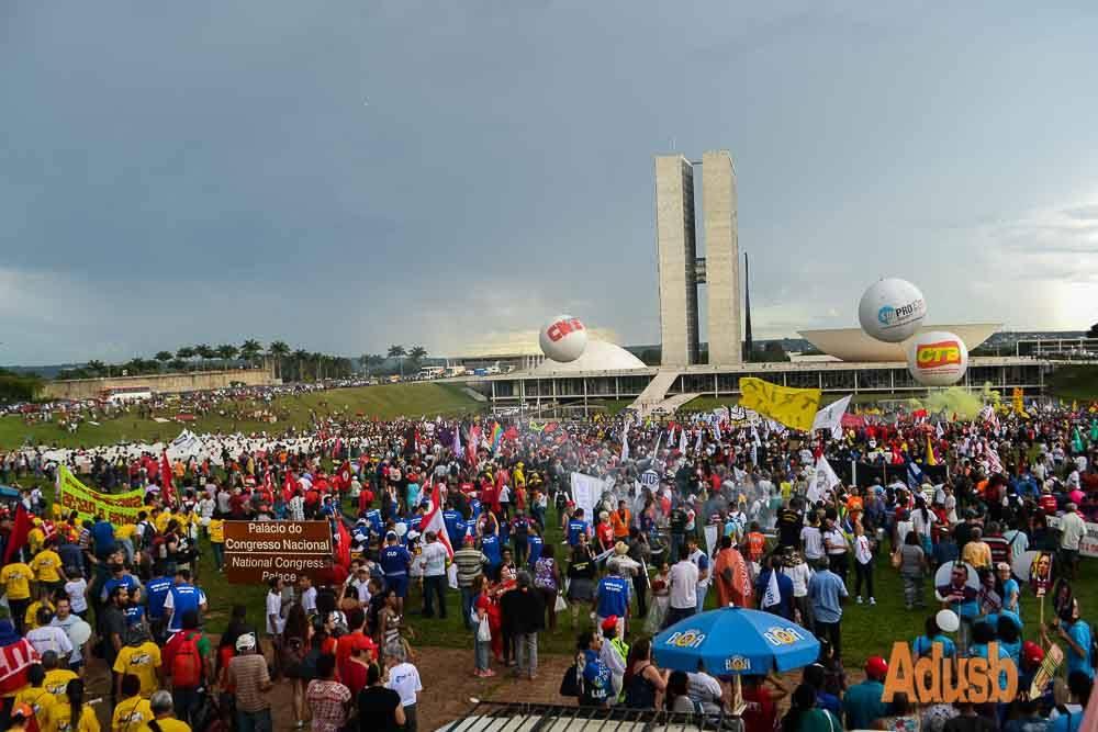 Ocupa Brasília