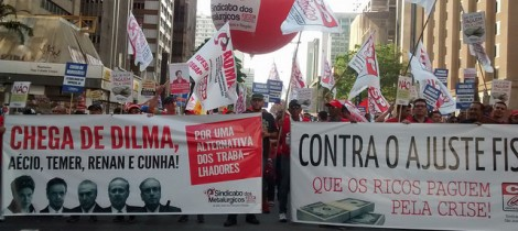 Manifestações em CE, PI, RJ e RN esquentam outubro de lutas