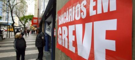 Bancários aprovam greve em todo país na próxima terça-feira (30)