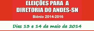 ANDES-SN realiza eleição para nova diretoria na próxima semana (13 e 14)