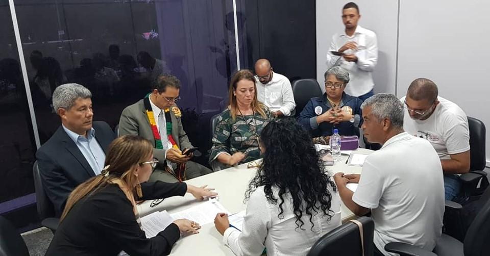 Negociação: Fórum das ADs aponta para as assembleias discussão sobre termo de acordo com o governo