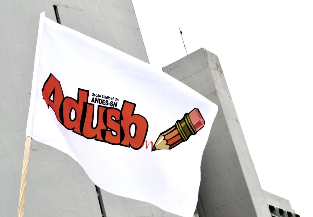 NOTA DA DIRETORIA DA ADUSB CONTRA A PRECARIZAÇÃO DA FORMAÇÃO E PROFISSÃO DOCENTE!
