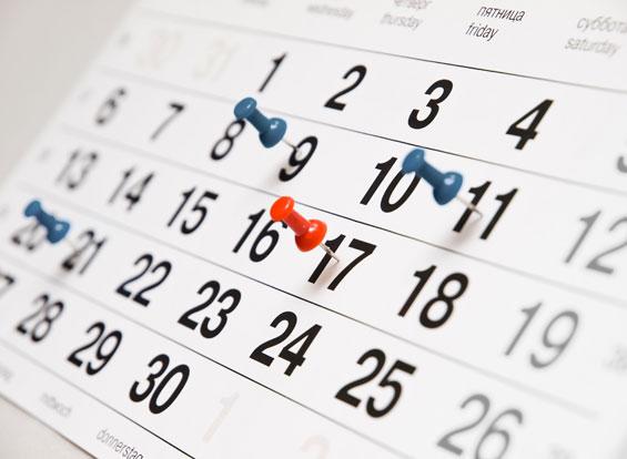 Agenda Andes - Fevereiro