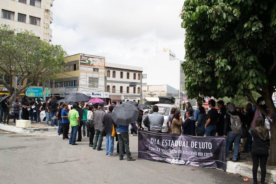 Moção do Fórum das Seis - Repúdio à violência contra docentes e estudantes da UESB