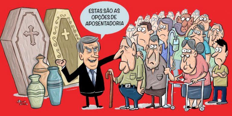 Não se engane, proposta de reforma da Previdência de Bolsonaro é pior que a de Temer