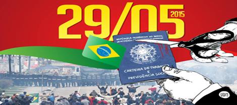 Todo apoio às greves da Educação pelo país. Todos ao 29 de maio – Dia Nacional de Paralisação