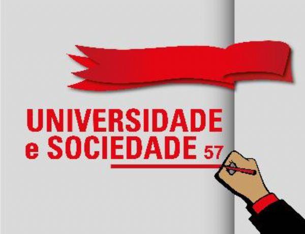 Revista Universidade e Sociedade: chamada para envio de artigos