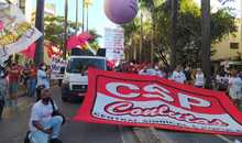 #24J: Manifestantes voltam a tomar ruas em todo o país contra o governo genocida e corrupto de Bolsonaro
