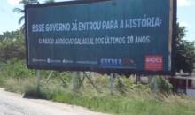 Governador tenta barrar campanha de mídia da ADUFS