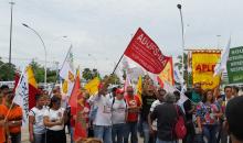 Fórum de Servidores da Bahia realiza novo ato contra reforma da Previdência de Rui Costa