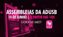 EDITAL DE CONVOCAÇÃO DE ASSEMBLEIA EXTRAORDINÁRIA - 14 DE JUNHO DE 2021