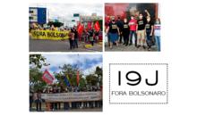 A força dos protestos do 24J mostram o avanço da luta pelo Fora Bolsonaro