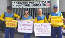 Após audiência no TST, trabalhadores dos Correios fazem assembleia dia 17 e decidem rumos da greve