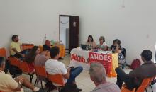 Assembleia da Adusb rejeita PEC 159 e aponta o fortalecimento da luta