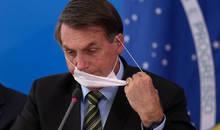 Ataque de Bolsonaro ao uso de máscaras é mais uma demonstração da política genocida de seu governo