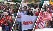 Adusb fortalece greve geral contra a Reforma da Previdência