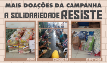 A Solidariedade Resiste: Contra a política genocida de Bolsonaro