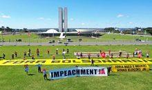 CSP-Conlutas apoia pedido coletivo por impeachment de Bolsonaro protocolado nesta quinta (21)
