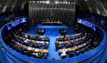 Senadores aprovam PEC que vincula auxílio emergencial ao desmonte dos serviços públicos
