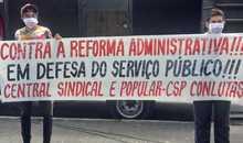 28 de Outubro: Dia do Servidor Público é marcado por atos contra a Reforma Administrativa