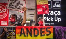ANDES-SN conclama seções sindicais a manter mobilização contra PEC 32 nas próximas semanas