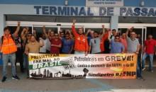 Greve dos Petroleiros cresce e já abrange 113 unidades em 13º dia de mobilização nacional