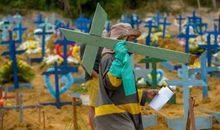 Brasil ultrapassa 250 mil mortes pela Covid-19, com pandemia sem controle, UTIs lotadas e poucas vacinas