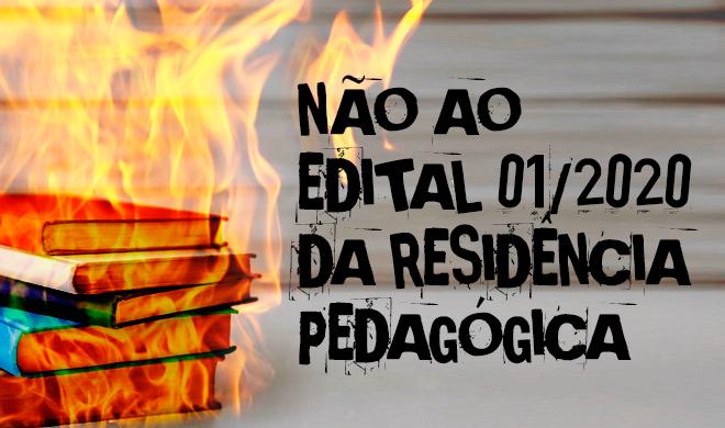 Novo edital da Residência Pedagógica é lançado e precarização do trabalho continua presente