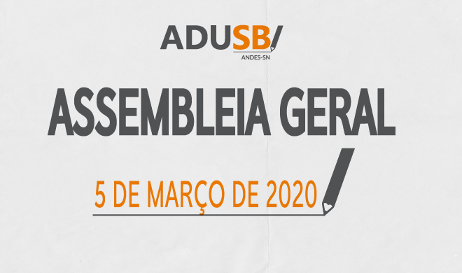 RETIFICAÇÃO DO EDITAL DE CONVOCAÇÃO DE ASSEMBLEIA EXTRAORDINÁRIA - 5 DE MARÇO DE 2020