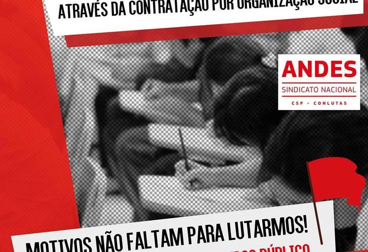 Cortes no orçamento inviabilizarão funcionamento das Instituições Federais de Ensino