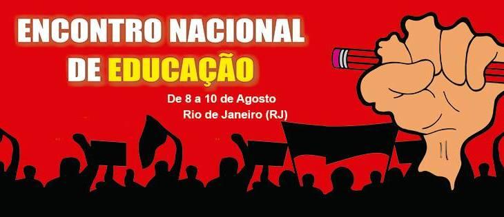 Rio de Janeiro será a capital nacional da Educação Pública entre 8 e 10 de agosto