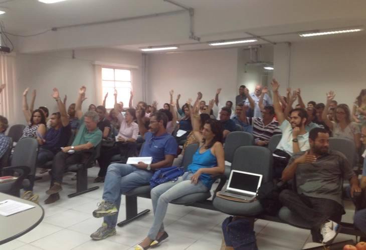 Docentes da Uesb aprovam estado de greve e paralisação no dia 8 de abril
