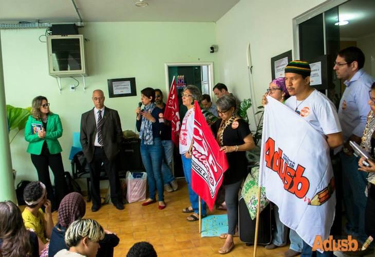 A luta pelo orçamento participativo continua no CONSU dessa quarta-feira (23)