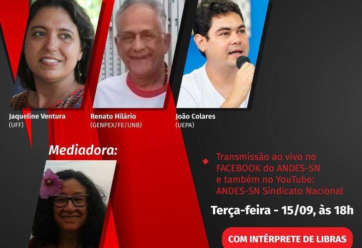 Transmissão ao vivo: O legado de Paulo Freire para a educação crítica brasileira