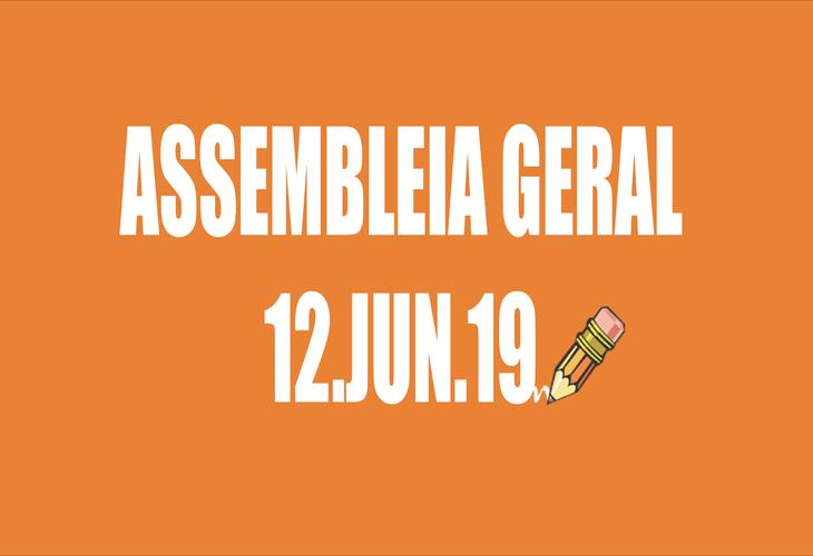 RETIFICAÇÃO DO EDITAL DE CONVOCAÇÃO DE ASSEMBLEIA EXTRAORDINÁRIA - 12 DE JUNHO DE 2019
