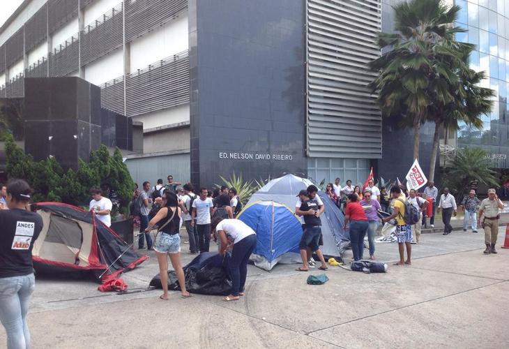 Unidade na luta em defesa das Universidades Estaduais da Bahia