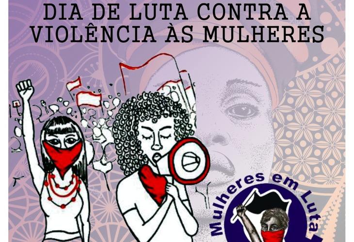 25 de Novembro: dia de luta contra a violência machista e a violência dos governos
