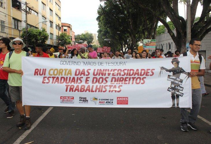 Frente em Defesa das Instituições de Ensino Superior Públicas será lançada no Fórum Social Mundial