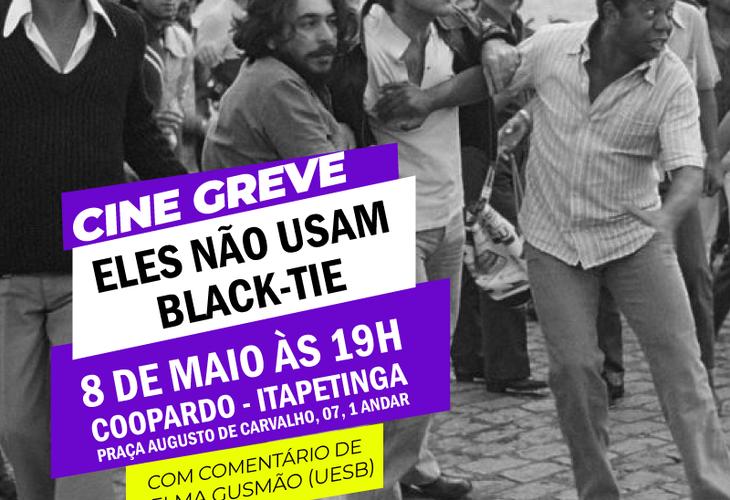 """Cine Greve exibirá """"Eles não usam black-tie"""" em Itapetinga"""