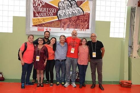 35º Congresso do Andes-SN: Perspectivas para 2016 e eleições do Sindicato Nacional