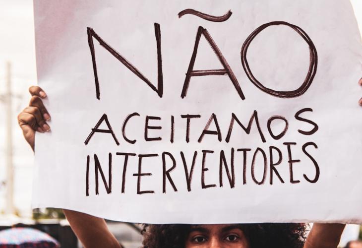 ANDES-SN e seções sindicais de IFEs com intervenção na escolha de reitores se reúnem para debater estratégias de luta