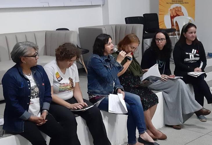 Encontro de Trabalhadores e Trabalhadoras: Painel debate as opressões