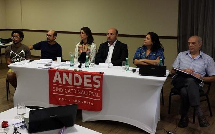 Adusb participa do XII Encontro das Iees/Imes