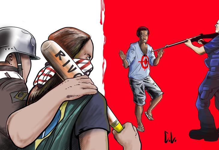 Editorial: A luta antirracista no mundo e no Brasil