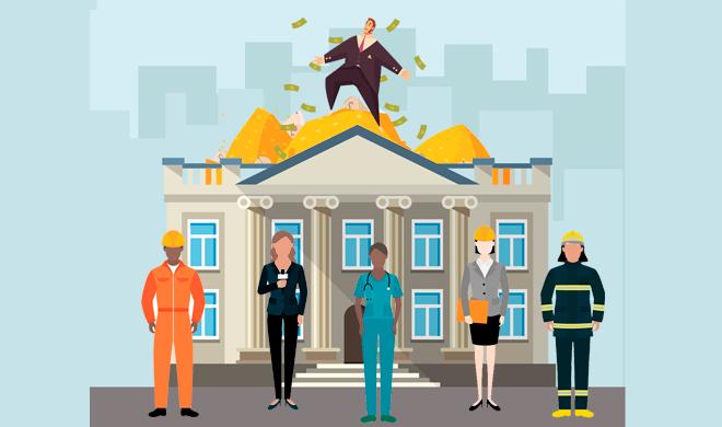 Redução de salários dos servidores: solução para a crise ou demagogia?