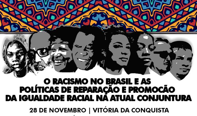 Adusb promove mesa redonda abordando o racismo no Brasil